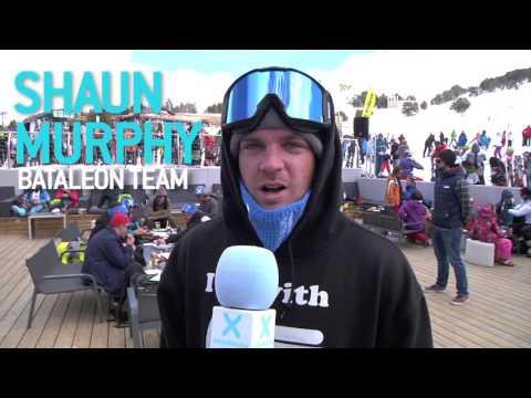 Grandvalira – Bataleon Snowboards Team 2016