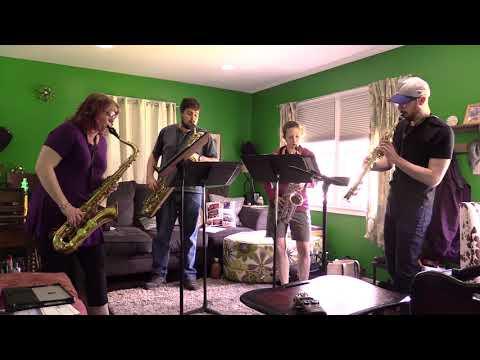 Cantina Band - Saxophone Quartet
