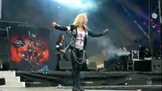 Arch Enemy - Bloodstained Cross & The Day You Died & ... (Live @ Bang Your Head 2012 - Part 2 Of 3)
