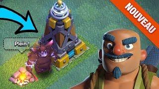 Clash of Clans NOUVEAU LE SUPER PEKKA ET LA MEGA TESLA !!! MISE A JOUR MDO 8