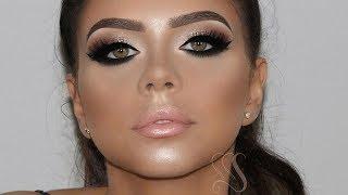 Dramatic Makeup DEMO | Melissa Samways