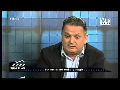 Emisiunea Prim Plan – Virgil Guran – 9 aprilie 2015