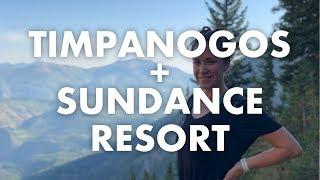 Exploring Timpanogos Mountain