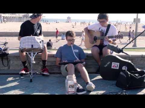 "The Front Bottoms ""Flashlight"" acoustic cover"