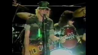 Joe Walsh at Camp LeJune 8-28-1993 Full Concert