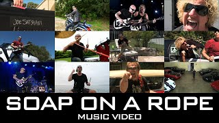 """Chickenfoot - """"Soap On A Rope"""" Music Video [HD]"""