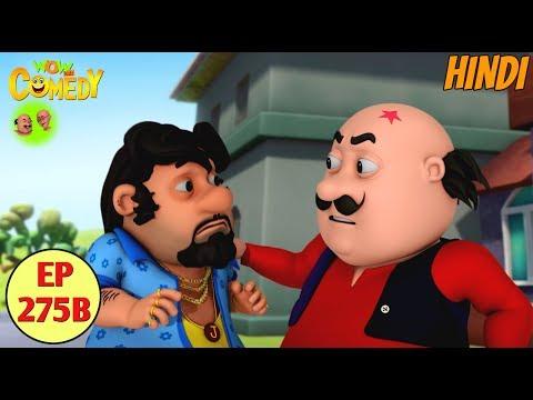 Motu Patlu   Cartoon in Hindi   3D Animated Cartoon Series for Kids   Motu Ki Bhavishyavaani