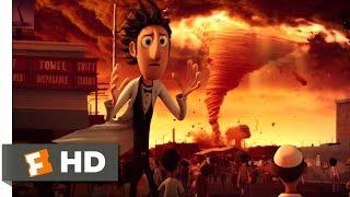 Cloudy With A Chance Of Meatballs - Spaghetti Tornado Scene  4 10    Movie S