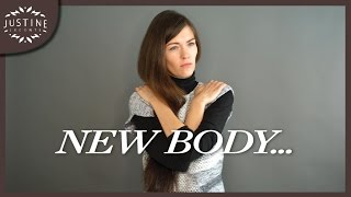 How To Dress When You Gained Weight - Were Pregnant - Get Older...   Justine Leconte