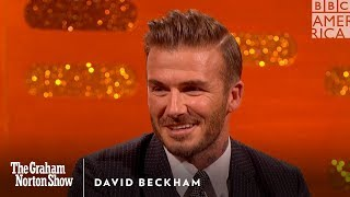 David Beckham Puts Brooklyn Beckham In His Place - The Graham Norton Show - Video Youtube