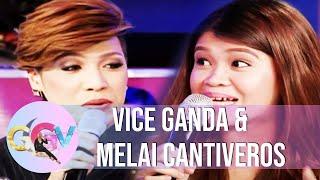 Melai recounts how she informed Kris Aquino of her first pregnancy | GGV