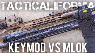 KEYMOD VS MLOK