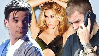 Louis Tomlinson TRASHES Justin Bieber After Shawn Mendes LIKES Hailey Baldwin's Picture On IG!