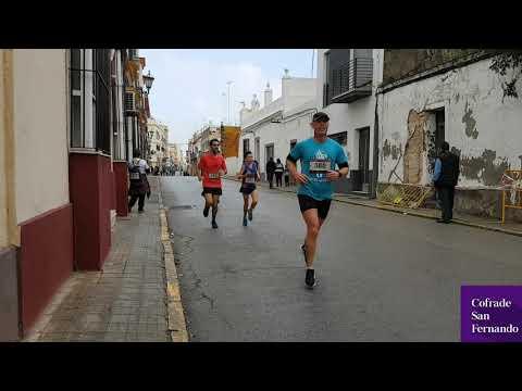 Luis Figueroa gana la VI Carrera de la Divina Pastora- San Silvestre