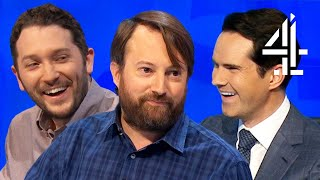 The Best of David Mitchell on 8 Out of 10 Cats Does Countdown!