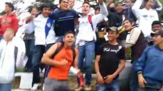 preview picture of video 'La Barra Brava del 29 de junio !! San Pedro del Ycuamandyyu - Paraguay'