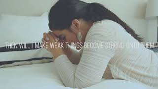 He Will Make Weak Things Become Strong (Ether 12:27) Inspiration From The Book Of Mormon