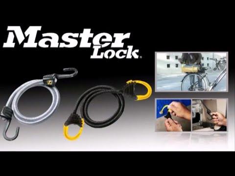 Master Lock felxible Spann.- u. Zurrsysteme, Transportsicherung