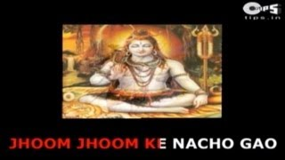 Jhoom Jhoom Ke Naacho with Lyrics - Chandana   - YouTube