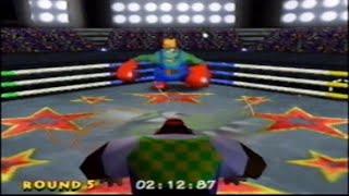 N64 - Donkey Kong 64, last boss + ending