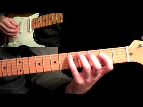 Basic Legato Exercises - Intermediate Guitar Lesson