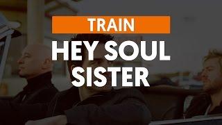 Hey Soul Sister - Train (aula de violão)