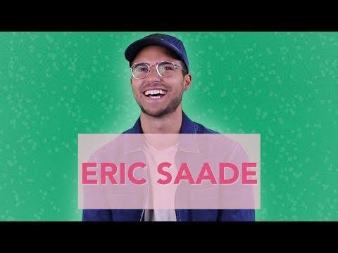 Eric Saade    Minuten med P3 Star