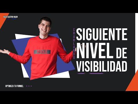 #MarketingEnCasa | LLeva tu visibilidad al SIGUIENTE NIVEL con Alex Castro