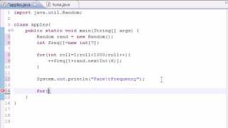 Download Youtube: Java Programming Tutorial - 30 - Array Elements as Counters