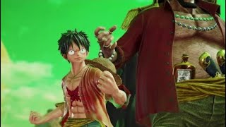 Jump Force Beta Version 1 | 3 Vs 3 Luffy Vs Naruto