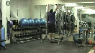 Gauntlet Workout A