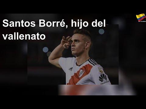 Santos Borre, hijo del vallenato