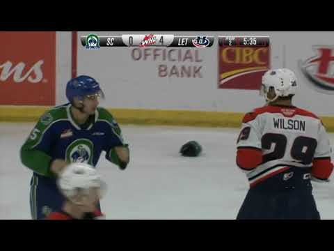 Koletrane Wilson vs. Chase Lacombe