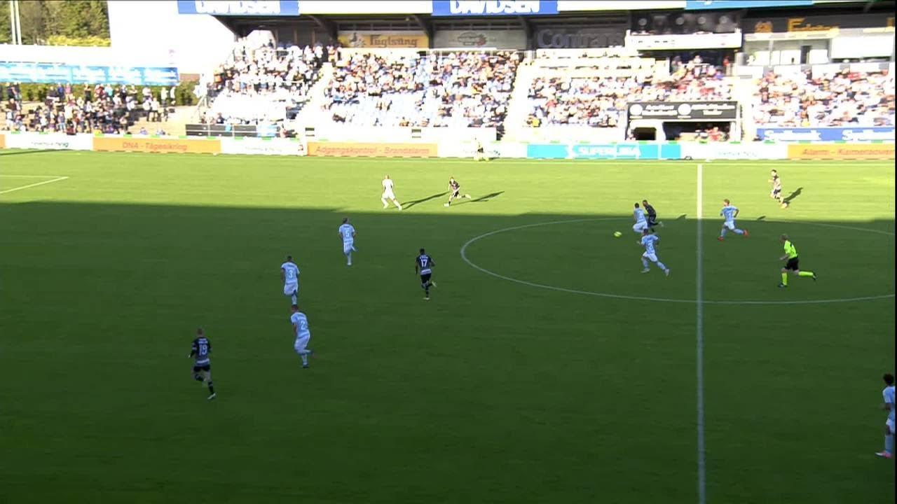 HIGHLIGHTS: SønderjyskE vs VFF 17.08.18