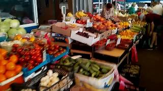 2017 07 02 Харьков Конный рынок цены фрукты и овощи