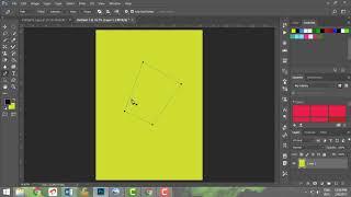 Photoshop - Paint Bucket Tool