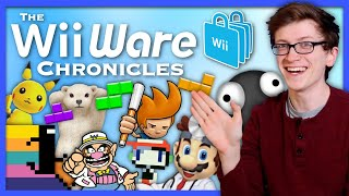 The WiiWare Chronicles (Complete Series) - Scott The Woz