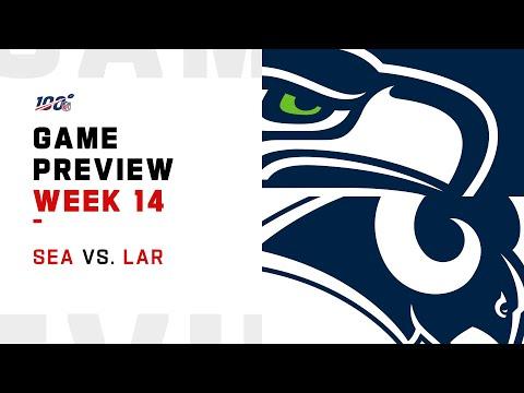 Seattle Seahawks vs Los Angeles Rams Week 14 NFL Game Preview