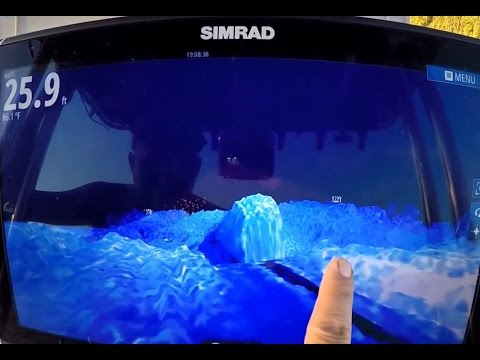 "3D STRUCTURE SCAN! FIRST ""ON WATER"" LOOK! WOW! Simrad- Lowrance -Team Old School"