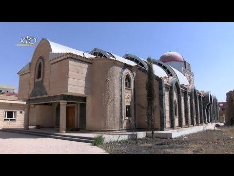 L'église Mar Guorguis de Qaraqosh