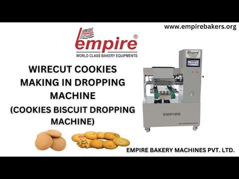 Mini Cookie Dropping Machine