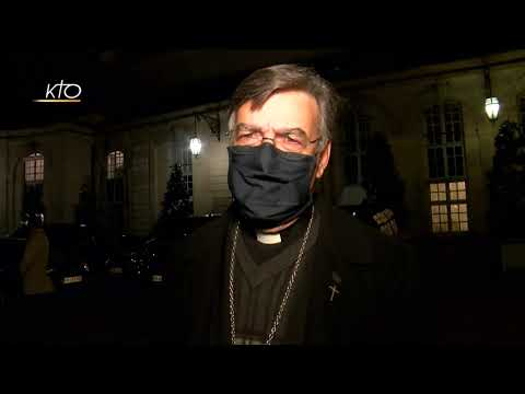 Attentat de Nice : « Il faut que les chrétiens restent debout », l'appel de Mgr Aupetit