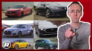 6 Compact Cars Youll LOVE