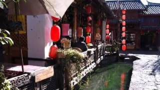 preview picture of video 'Lijiang in Winter'