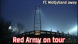 FC Midtjylland  Manchester United Feb 18 2016