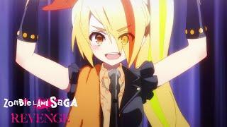 Zombie Land Saga: Revenge Episode 2 English Sub   Crunchyroll Clip: Do You Hate Windy Days?