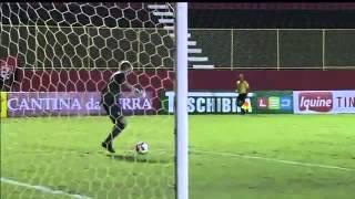 Vitória 4x1 Bragantino