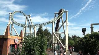 preview picture of video 'Colossus - Thorpe Park - TPR UK Trip 2010'