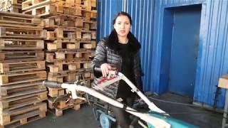 Культиватор Konner&Sohnen KS 13HP-1350BG от компании ПКФ «Электромотор» - видео