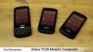 Introducing the Zebra Technologies TC70 (Symbol) - Most Popular Videos